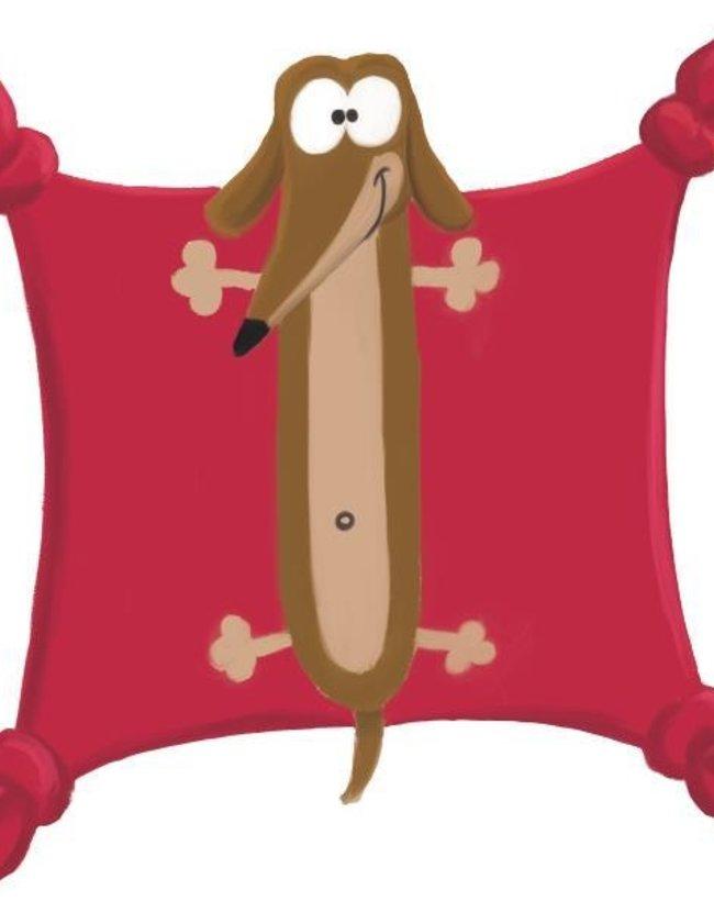 Woody Knuffeldoekje, Hond