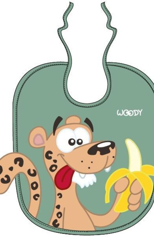 Woody Slabbetje, Panter