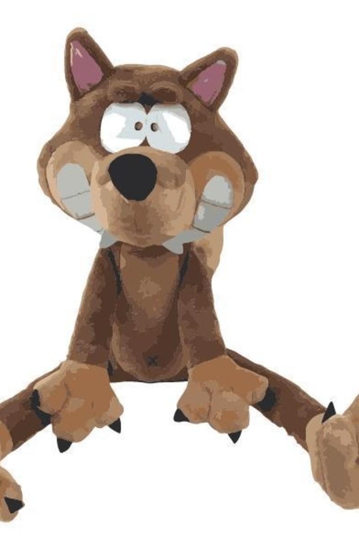 Woody Knuffel, wolf