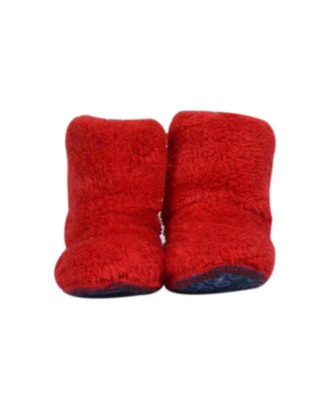 Woody Pantoffels, rood