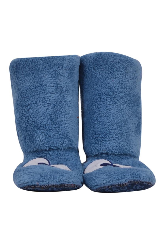 Woody Pantoffels, blauw