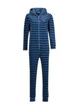 Woody Unisex onesie, donkerblauw-blauw