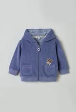 Woody Unisex jas, blauw