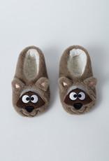 Woody Pantoffels, wasbeer