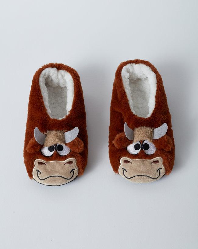 Woody Pantoffels, hooglander