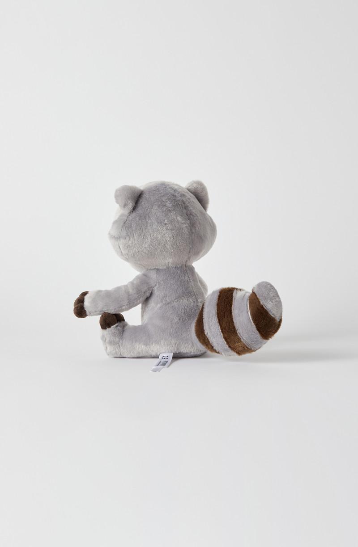 Woody Knuffel, wasbeer