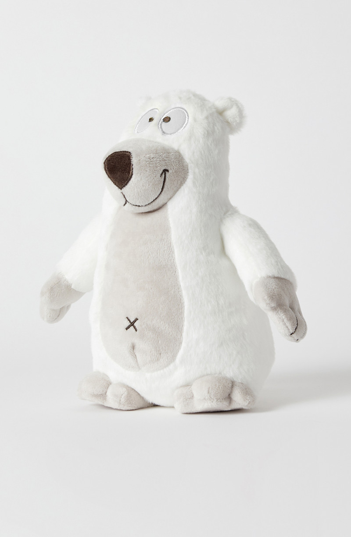 Woody Knuffel, ijsbeer