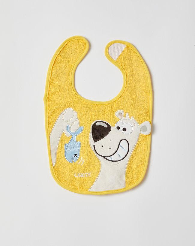 Woody Slabbetje, ijsbeer