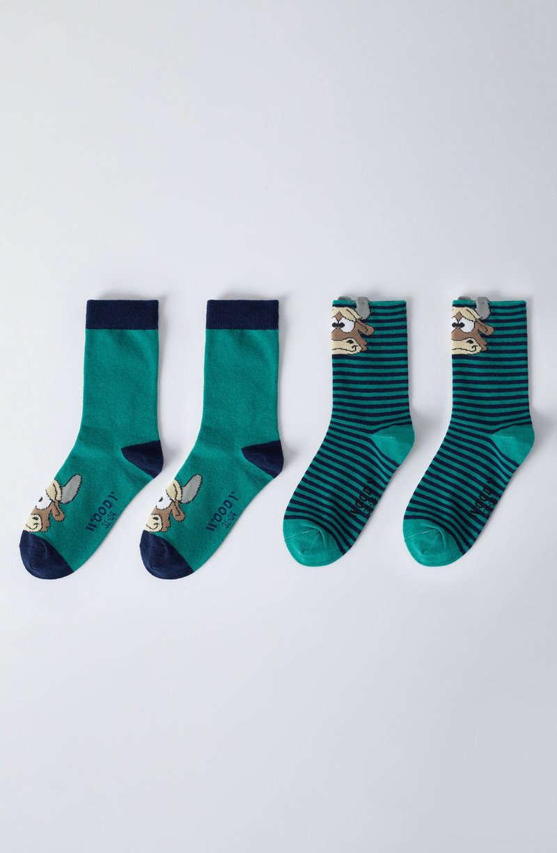 Woody Sokken, hooglander