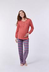 Woody Dames pyjama, roze