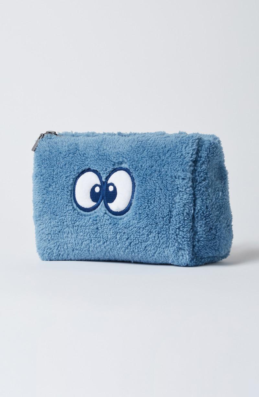 Woody Tas, blauw