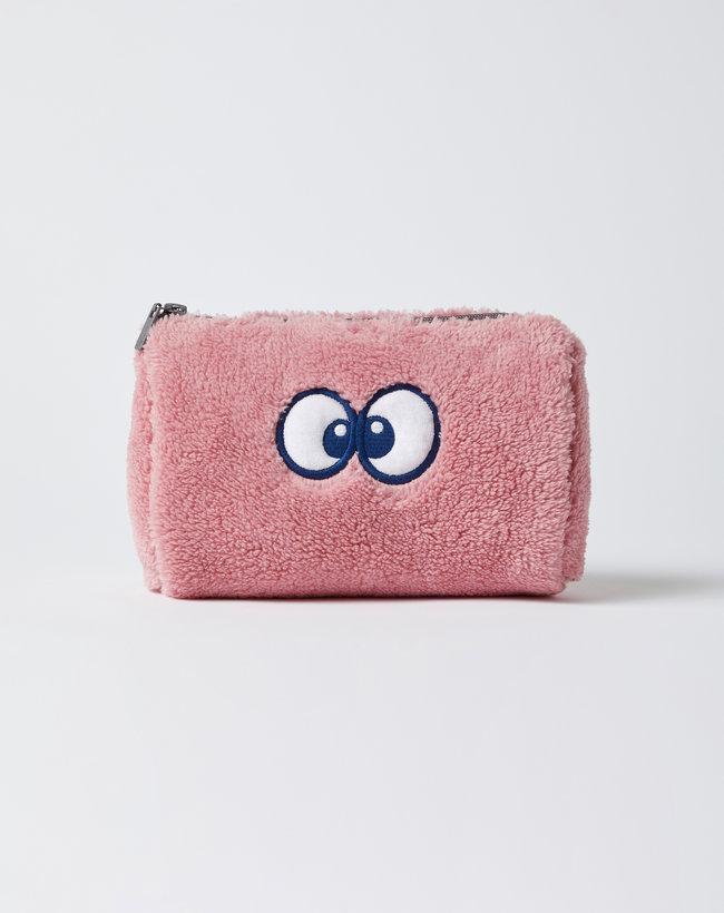 Woody Tas, roze
