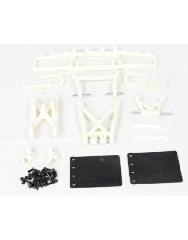 Rovan 5SC Nylon high strength rear bumper kit