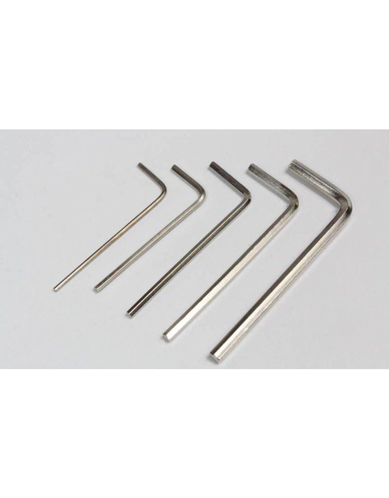 Rovan Sports Allen wrench(5pcs) / inbussleutels 5 st.