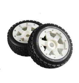 Rovan Sports 5B 2nd gnt high strength nylon off road wheel(front)