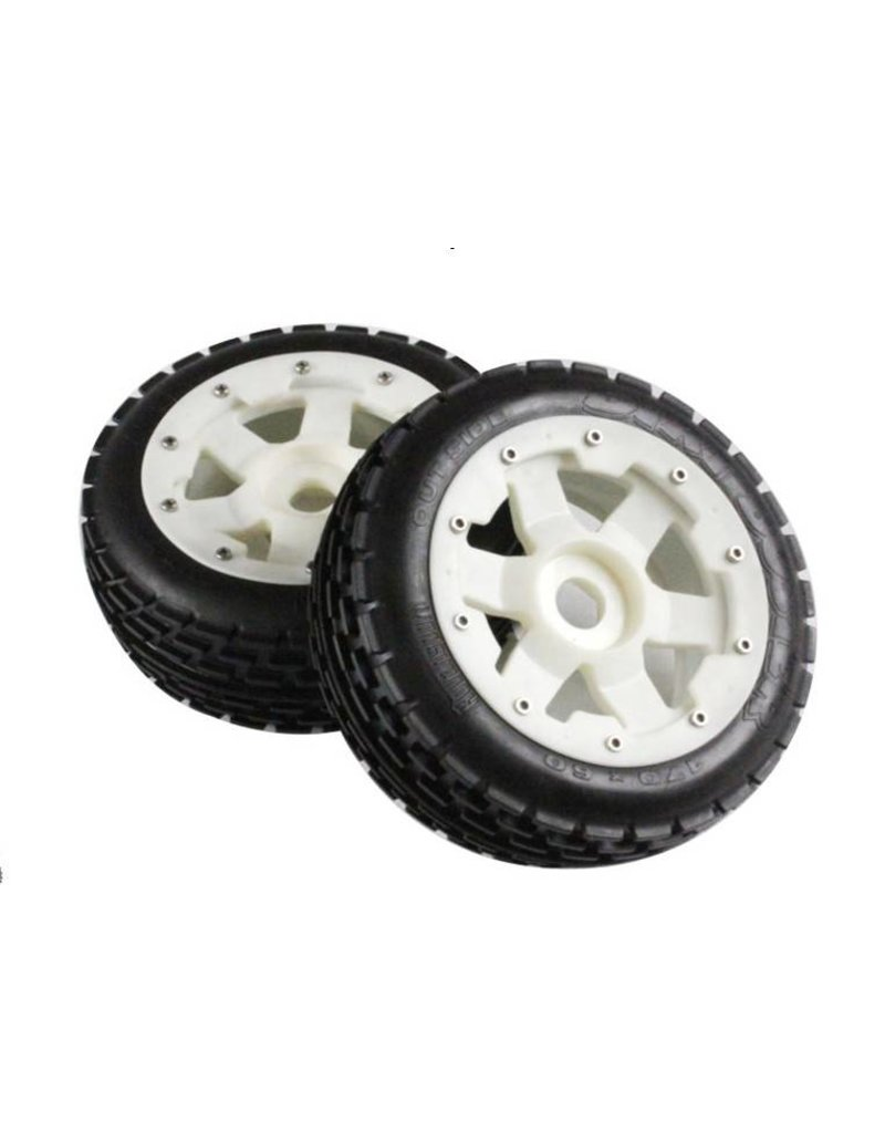 Rovan 5B 2nd gnt high strength nylon off road wheel(front)