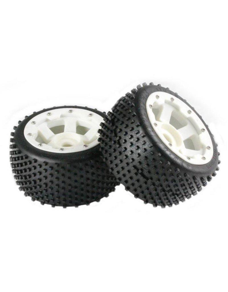 Rovan 5B 2nd gnt high strenght nylon off road wheel rear (2PC)