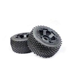 Rovan Sports 5B 2nd gnt off road wheel rear (2pc) 170x80 Dirt Buster banden