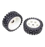 Rovan Sports 5B front terrian tyres set with nylon hub AIT 170x60 (2pcs.)