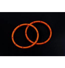 Rovan Sports Kunststof wiel beadlock ring (binnen) 2 st in diverse kleuren