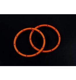 Rovan Sports small plastic wheel beadlock ring for new knobby tire
