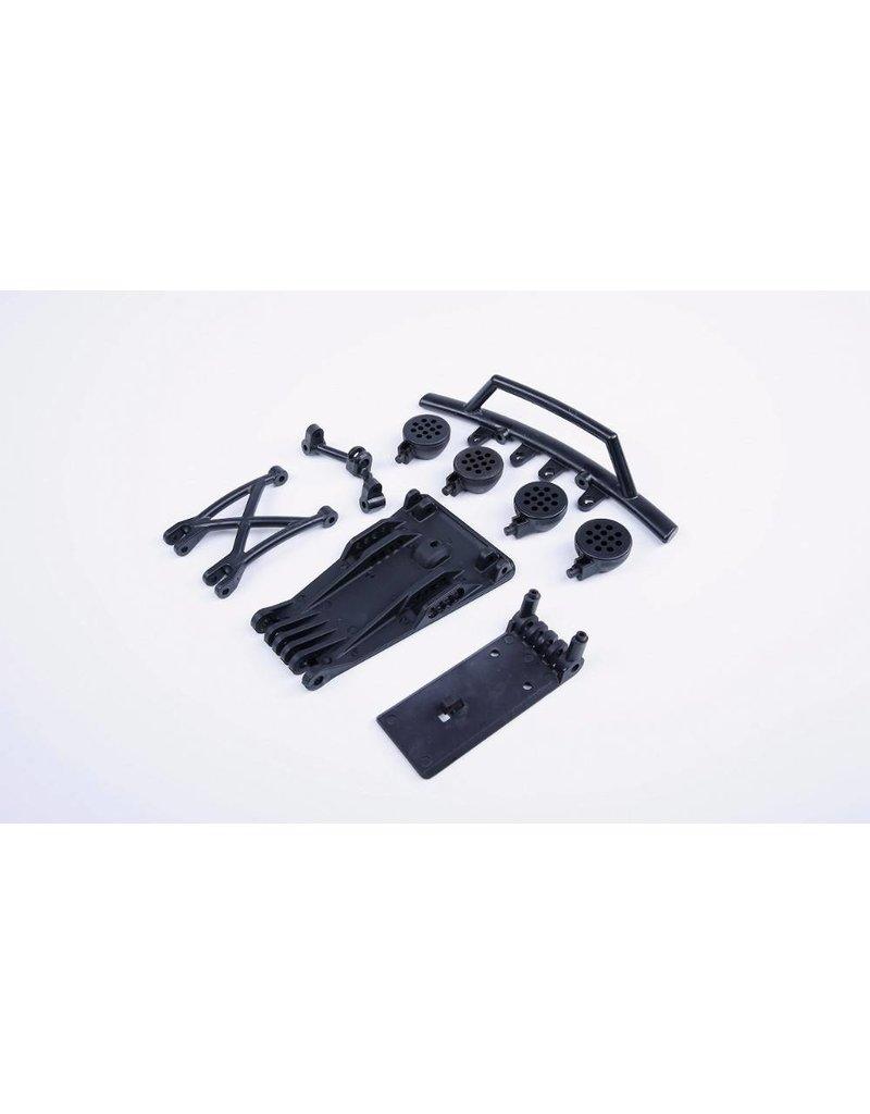 Rovan Sports 5T 5SC Front bumper set