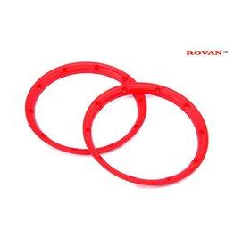 RovanLosi Small beadlock rings (2pcs)