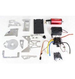 Rovan E-Baja Conversion Kit (1/5 Benzin Baja Umwandlung nach Elektrische) 5B 5T 5SC