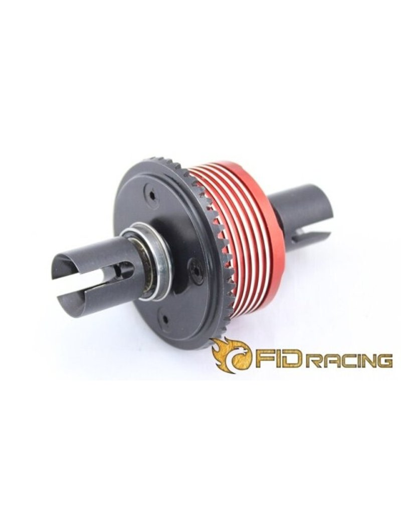 FIDRacing 5ive T Front differential gear box
