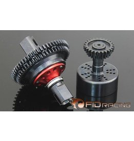 FIDRacing 5ive T 2 speed conversion kit