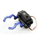 GTBRacing Losi 5ive-T stranghten throttle servo mount with carbon fiber