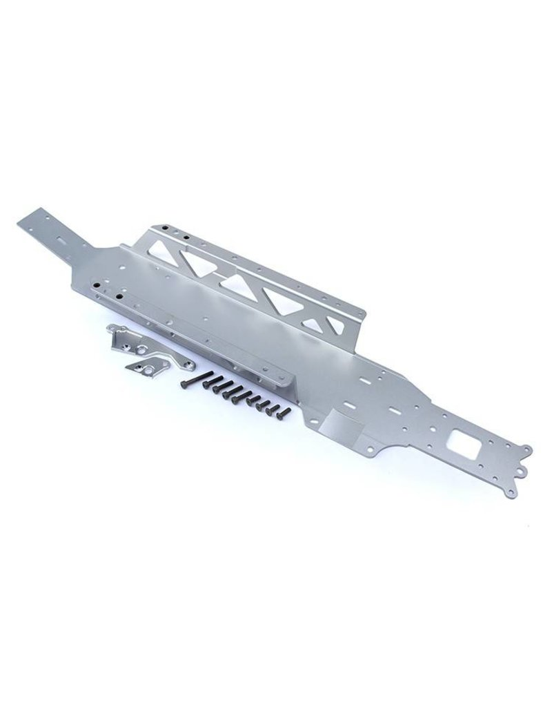 Rovan CNC large integrated metal main chassis kit