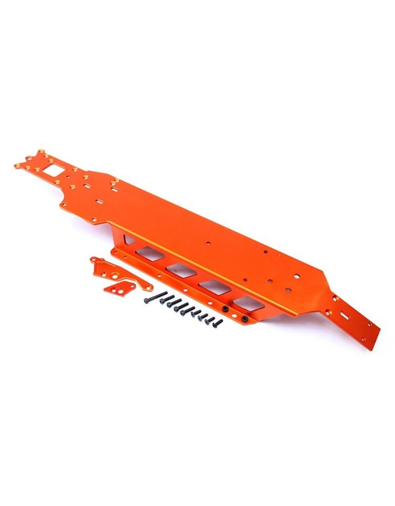 Rovan Sports CNC large integrated metal main chassis kit