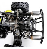 Rovan Buggy double exhaust pipe with muffler