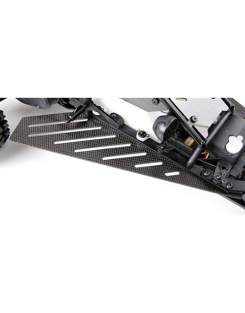 Rovan Sports 5B buggy carbon fiber side board set