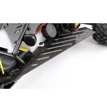 Rovan 5B buggy carbon fiber side board set