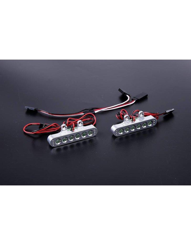 Rovan CNC Alu 5T achterlichten  (2pc)