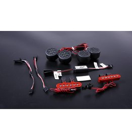 RovanLosi Rovan LT  / Losi 5ive-T Led light set (front and rear)