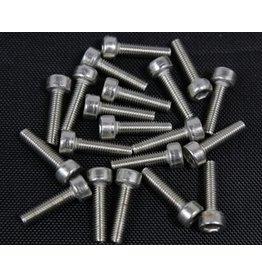Rovan Inbus Schraube mit Zylinderkopf M3x12 (10 Stücke)