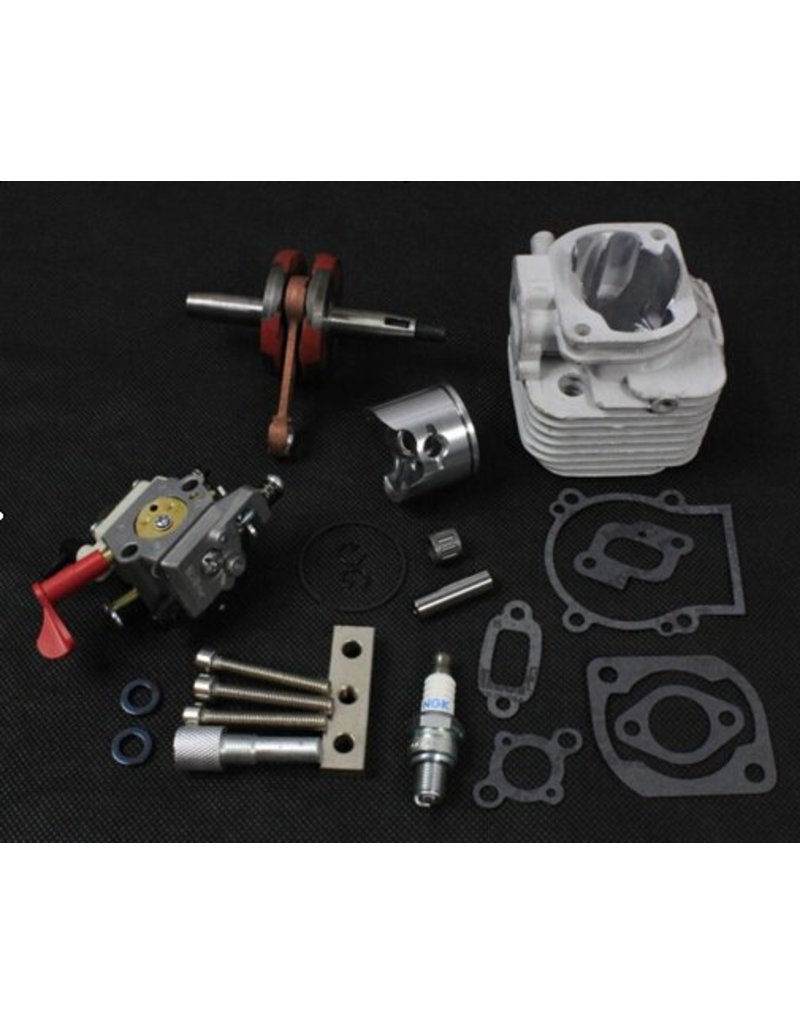 Rovan 30.5cc engine kit with walbro carburator and NGK spark