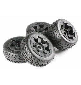 Rovan 5B whole set of new road tires (4pcs) 170x60 + 170x80