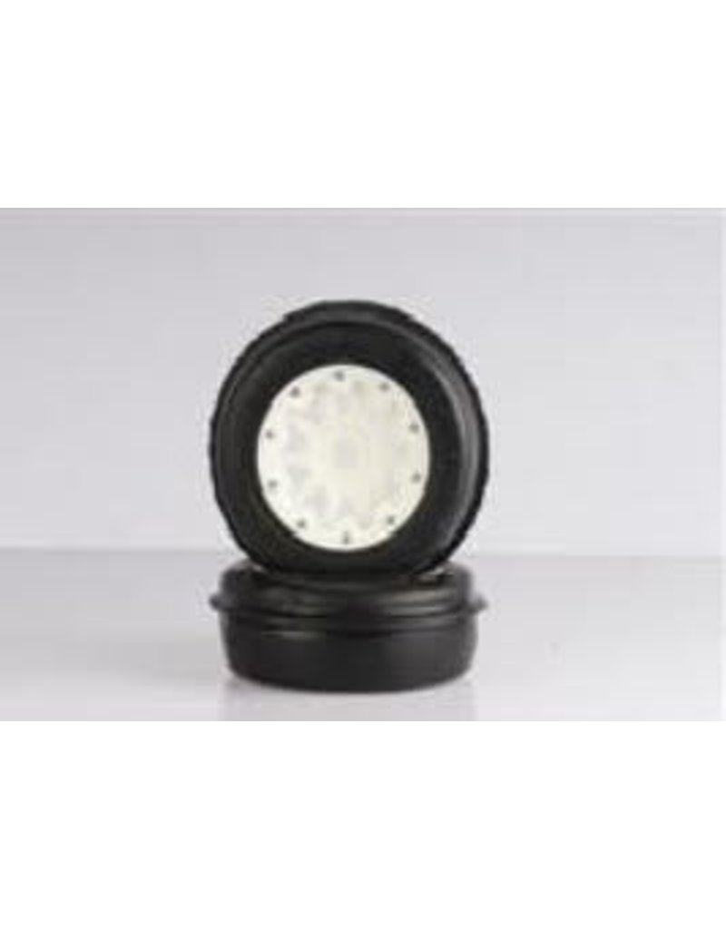 Rovan Sports 5T/5SC Sand tyres front with nylon hubs (10 spoke rims)  190x60