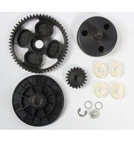 Rovan Sports New clutch cup high speed metal gear set 19/55