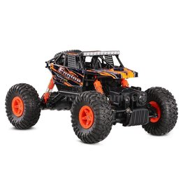 WLtoys – 1/18 Scale All Terrain Vehicle 18428-B 2.4GHz Brushed Ready to Run Remote Control Crawler
