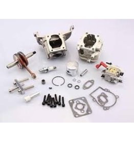 Rovan Sports Upgrated kits of 4 point bolt for 30.5cc engine (include NGK and Wabro carburetor)