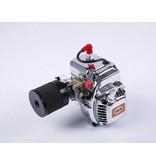 Rovan Sports Chrome motorblok 32cc / R320 + Walbro 813 carb.+ NGK bougie en luchtfilter set