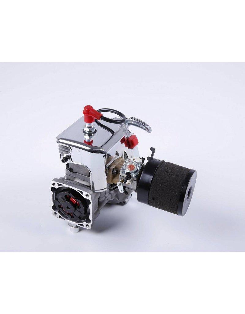 Rovan Chrome motorblok 32cc / R320 + Walbro 813 carb.+ NGK bougie en luchtfilter set