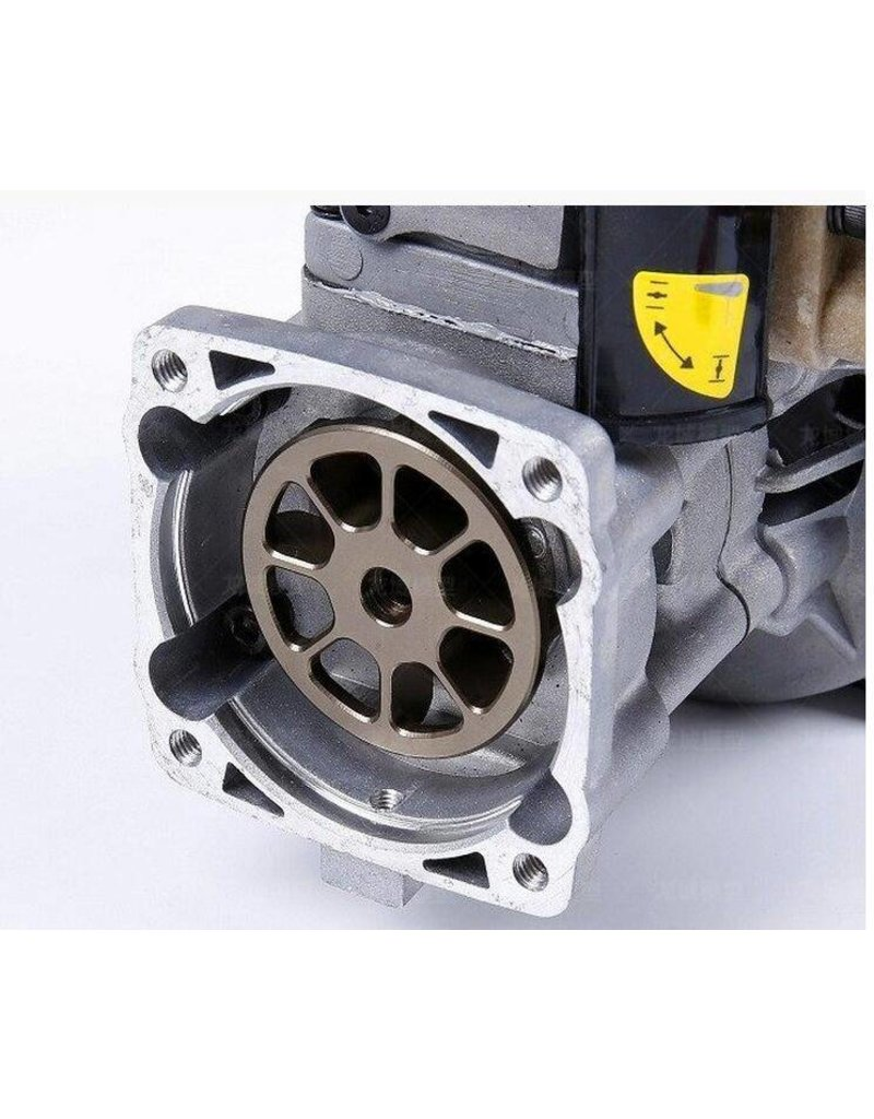 Rovan Double spring metal clutch assembly 2 spring clutch kit + CNC Aluminum High Cooling Clutch Mount