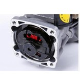 Rovan Sports Double spring metal clutch assembly 2 spring clutch kit + CNC Aluminum High Cooling Clutch Mount