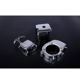 Rovan Sports 32cc / 366c engine spare parts 32cc /36cc motor chrome covers
